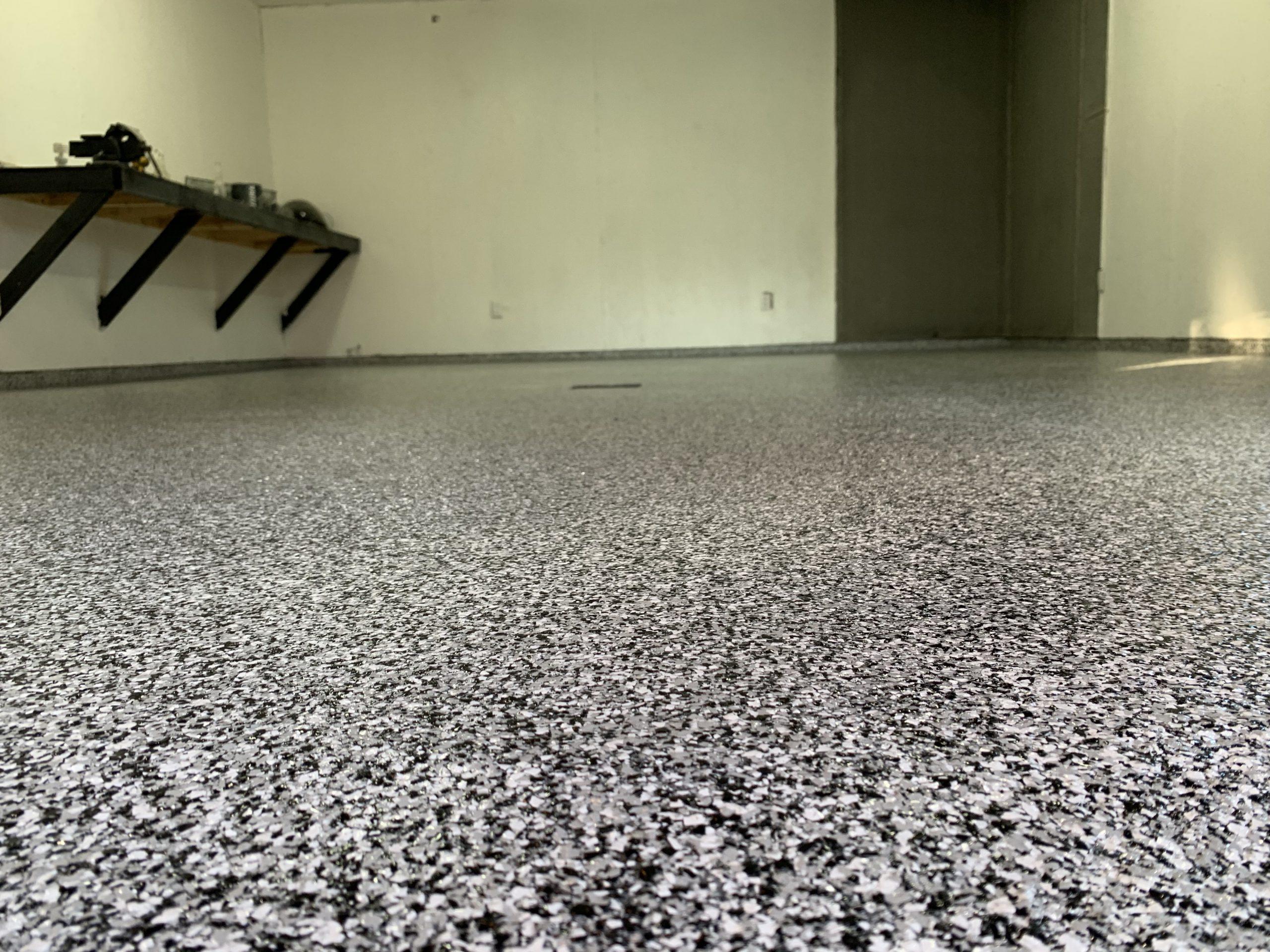 Pro Design Époxy Planchers de Garages en Époxy
